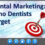 Budgets et priorités du marketing dentaire (vidéo)  – Dentiste – Emploi dentaire